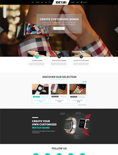 ecommerce web design birmingham